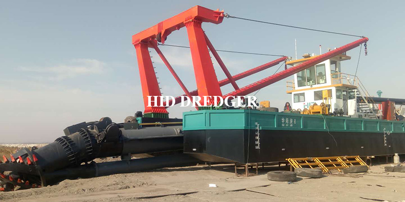 Cutter Suction Dredger In Sea For Port Dredging Manufacturers, Cutter Suction Dredger In Sea For Port Dredging Factory, Supply Cutter Suction Dredger In Sea For Port Dredging