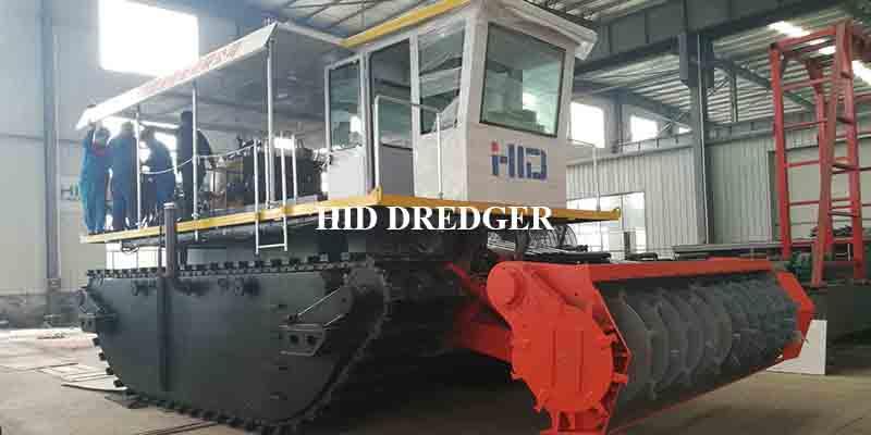 Salt Mine Dredger Factory