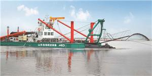 Hot-sale Electric Cutter Suction Dredger