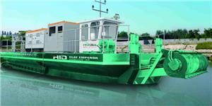 Trailer Suction Hopper Dredger