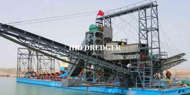 Bucket Chain Dredger Manufacturers, Bucket Chain Dredger Factory, Supply Bucket Chain Dredger