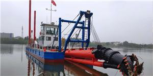 18 Inch Cutter Suction Sand Mining Dredger