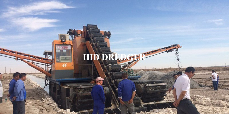 Salt Mine Equipment