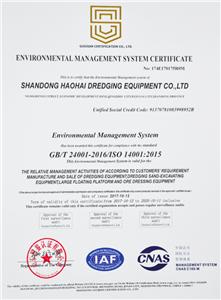 Certificat de système de management de la qualité ISO 9001