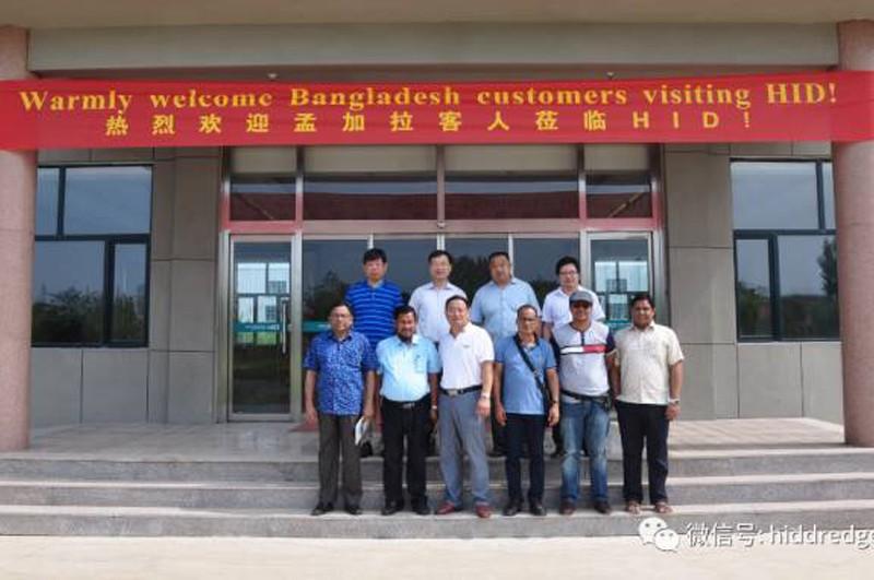 Un mot entreprise au Bangladesh