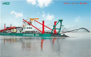 24 Inch Cutter Suction Dredger