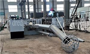 900m3/h water injection suction dreger