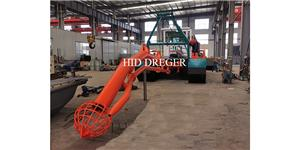 jet suction dredger