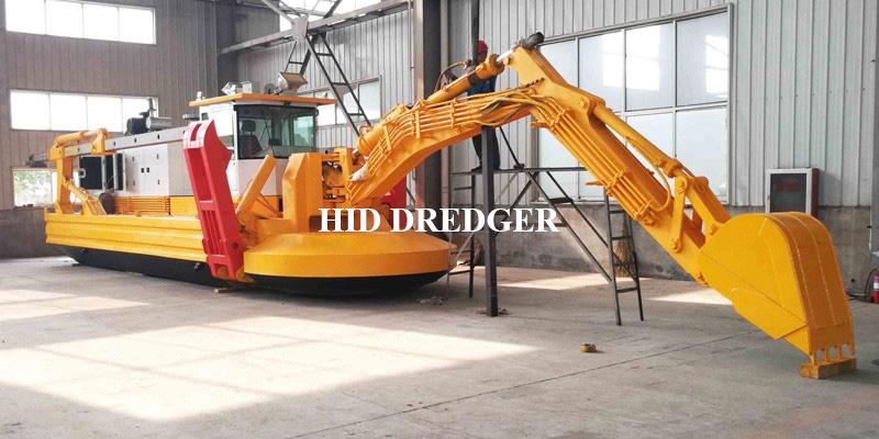 watermaster dredger