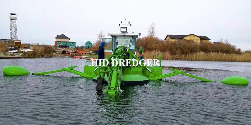 multi function dredger