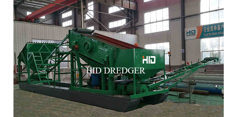 Sand Washing and Separtion Machine