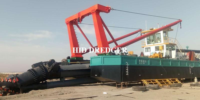 4000 me/h cutter suction dredger Manufacturers, 4000 me/h cutter suction dredger Factory, Supply 4000 me/h cutter suction dredger