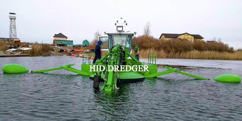 slurry dredger