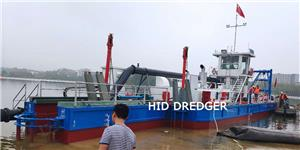 3000 m3/h Cutter Suction Dredger For Port Dredging and River Dredging