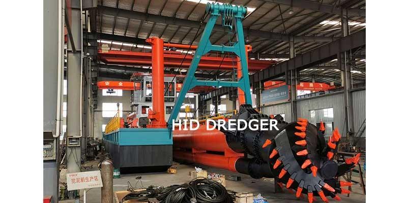 450 Cutter Suction Dredger For Sand Dredging Project Manufacturers, 450 Cutter Suction Dredger For Sand Dredging Project Factory, Supply 450 Cutter Suction Dredger For Sand Dredging Project
