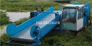 Weed Harvester For River & Lake & Pond Cleanup Work
