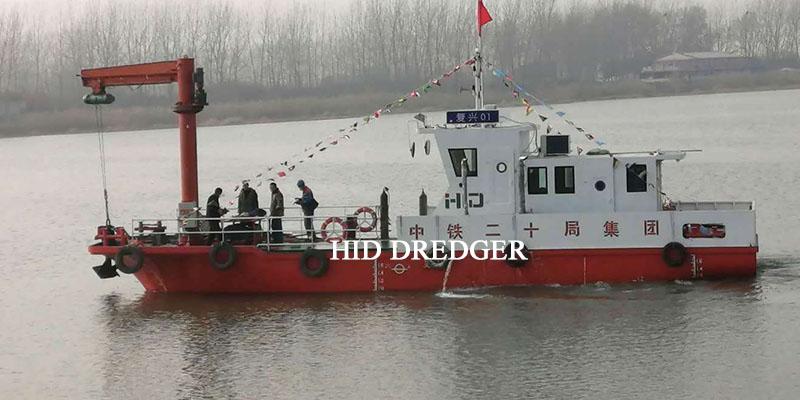 wheel dredger