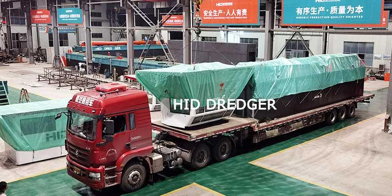 Bangladesh dredger