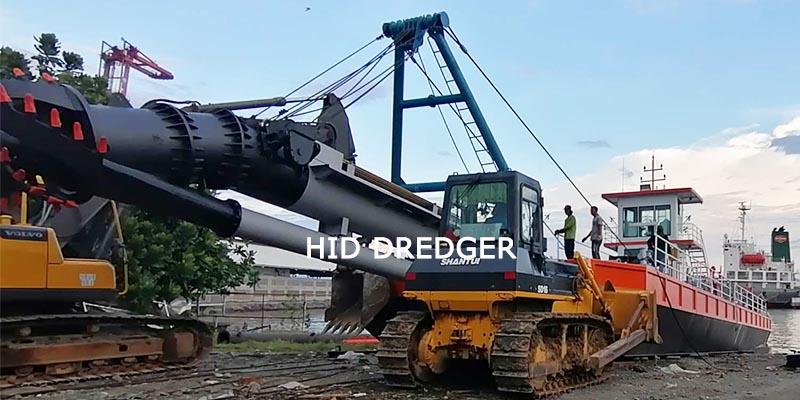 suction dredger