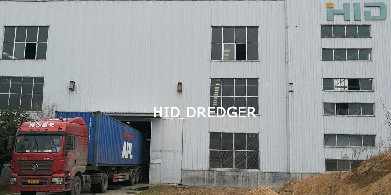 cutter suction dredger