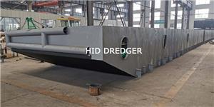 Barge de transport minier pour le transport fluvial