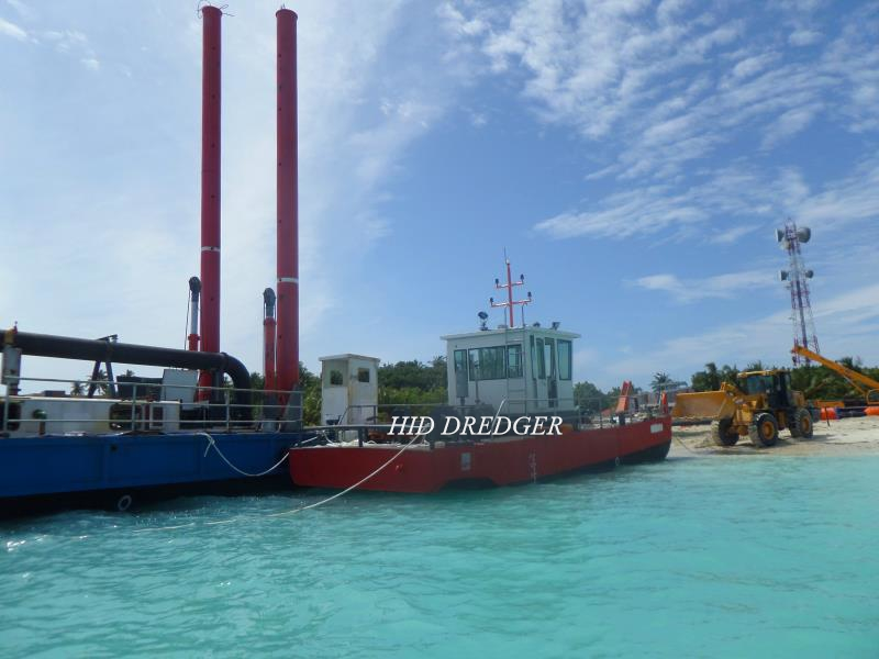 Towing Tug Boat for anchor lifting work Factory