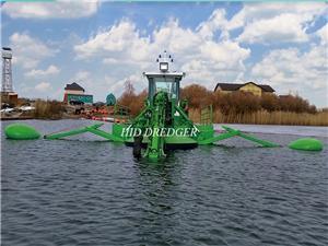 Amfibi Multifungsi Dredger Untuk Kerja Pengorekan Lumpur