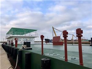 50m*25m Large Wharf Platforms