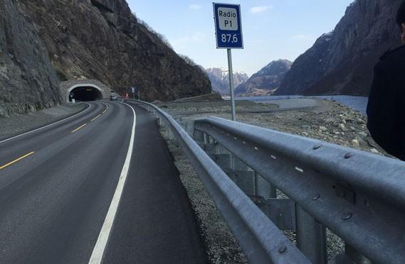 Overseas Project- Radio P1 in Norway