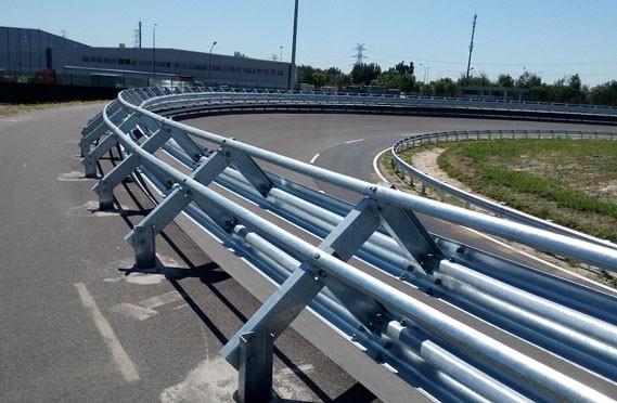 Mercedes-Benz Car Test Ground
