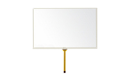 Customized 6.5 Inch 4 Wire Resistive Touch panel