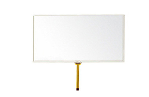 custom-made 4.3 Inch 4 Wire Resistive Touch panel