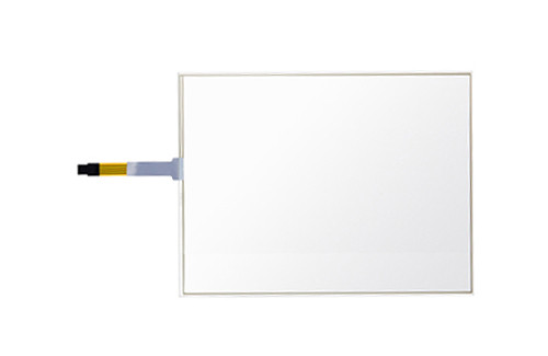 9.7 Inch 4 Wire Resistive Touch Panel in industrial control system
