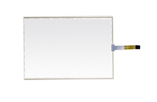 10.4 Inch 5 Wire Resistive Touch Panel