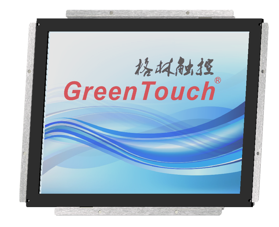 19'' projected capacitive touch all in one for Digital LCD Totems