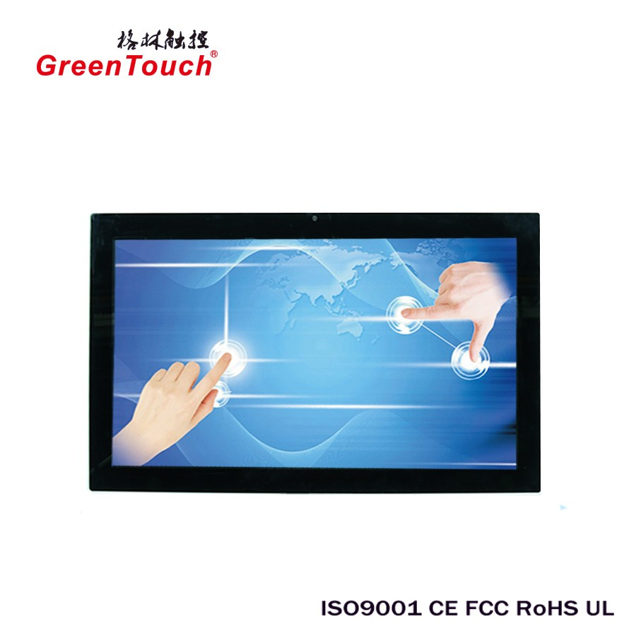 PCAP 10.4 To 15.6 Inch Android Type Touch All-in-one tablet for kiosk