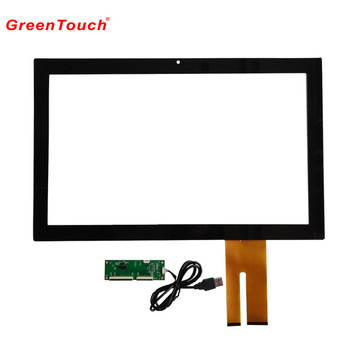 wide screen 10-point 22''/23''/ 23.6''/27''/32'' projected Capacitive Touch Panel