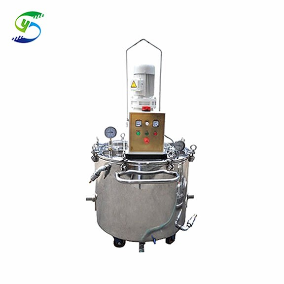 Li Battery Equipment Pre-mixing Vessel