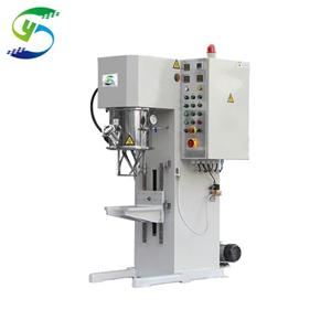 Screw Lift Adhesive Mixing Planetary Mixer