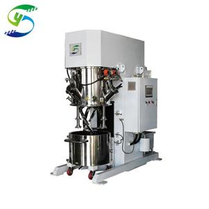 Double Planetary Mixer For Epoxy Resin And Polymer