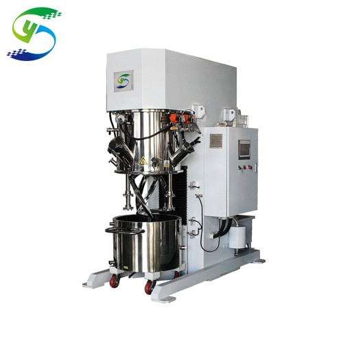 Dual Shaft Mixer For Toothpase Silicone Ruber