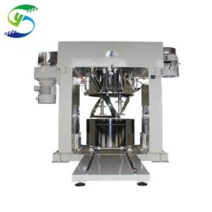 Vacuum Dual Planetary Mixer For Chemical