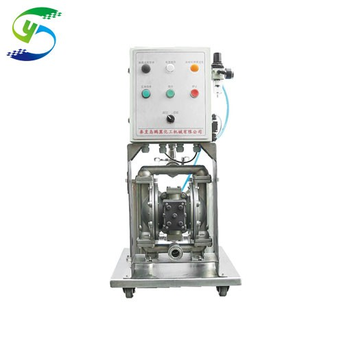 Battery Electrode Slurry De-ironing Filter Machine