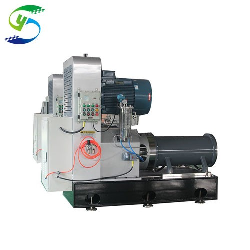 Large Flow Ink Grind Bead Horizontal Mill