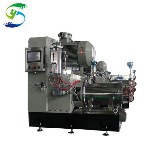 WS Large Flow Efficient Beads Mill