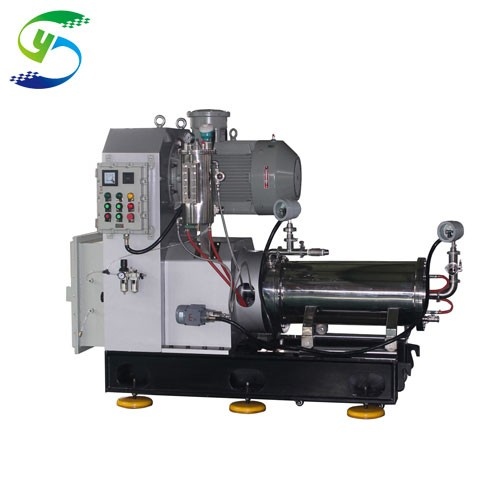 Nano Grinding Mill For Paint Coating Pigment