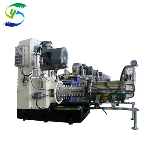 Horizontal Bead Mill Grinding Machine