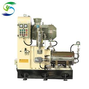 Lithium Battery Industry Use Lab Sand Mill