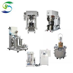 Automatic Li-ion Battery Slurry Production Line