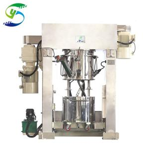 Explosion Proof Multi-shaft Mixer